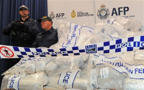"""Authorities concede, drug seizures are just """"the tip of the iceberg"""""""