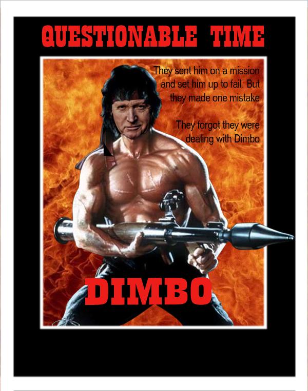 questionable time 98 david dimbleby rambo