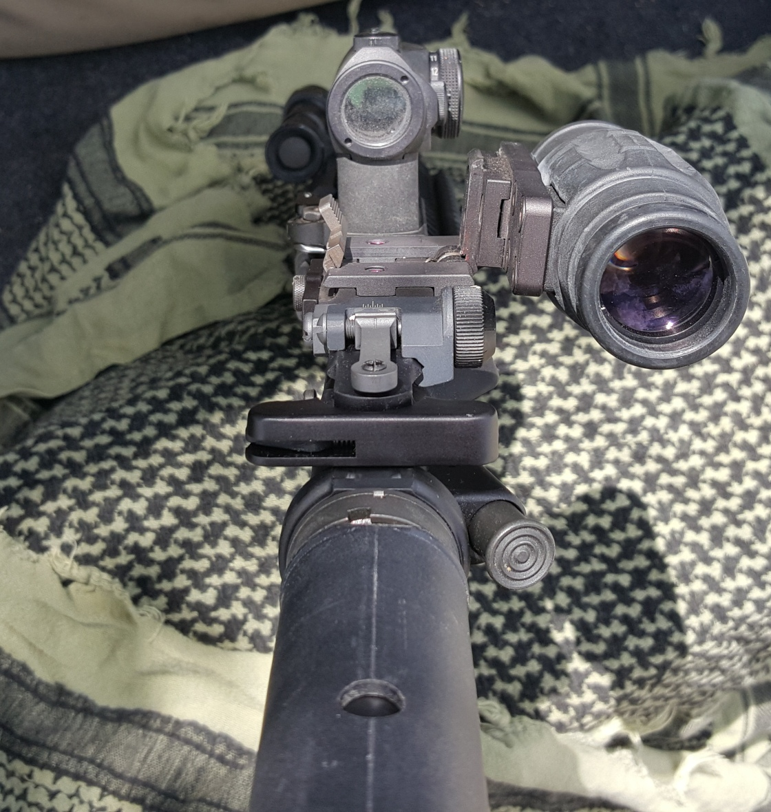 Samson FTS Aimpoint