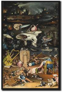 Bosch garden of earthly delights_hell