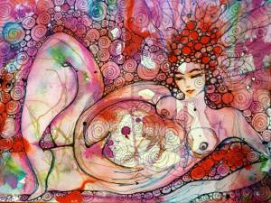 PHOTO CREDIT: Artist Arna Baartz, www.artofkundalini.com; used by permission of the artist