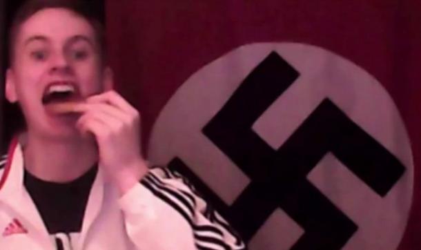 neo nazi zack davies