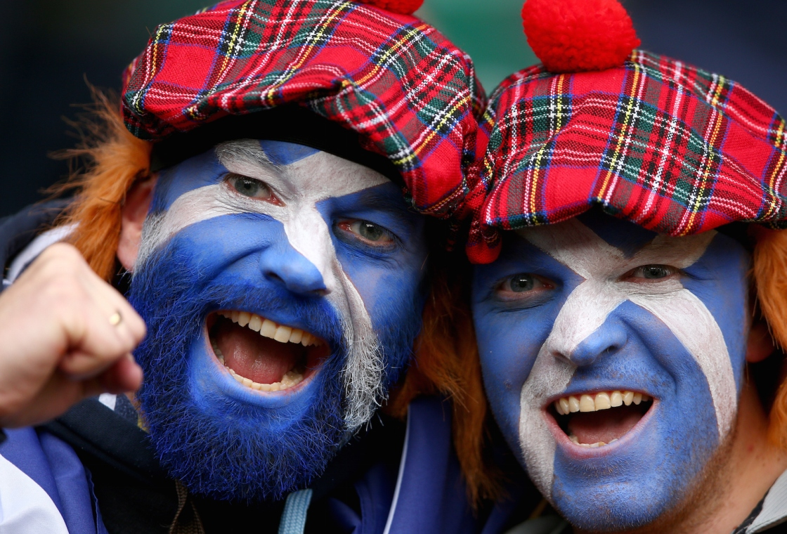 Australia v Scotland - Quarter Final: Rugby World Cup 2015