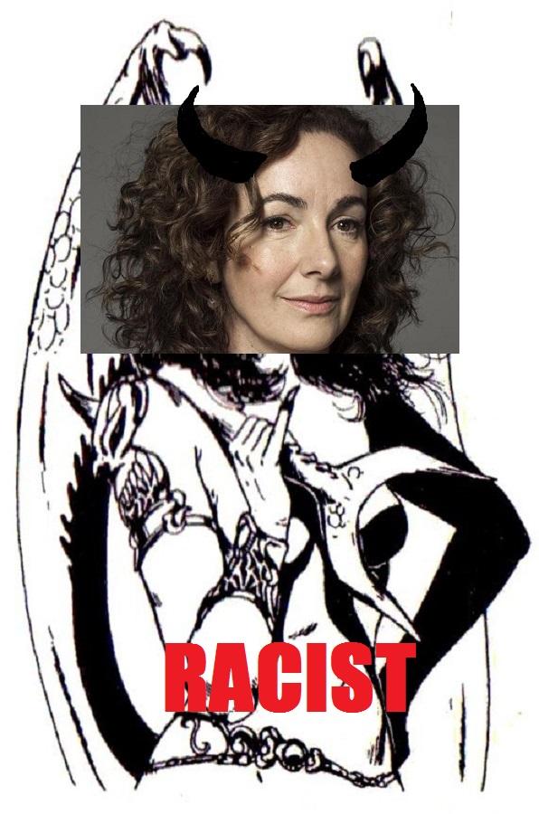 racistische femke